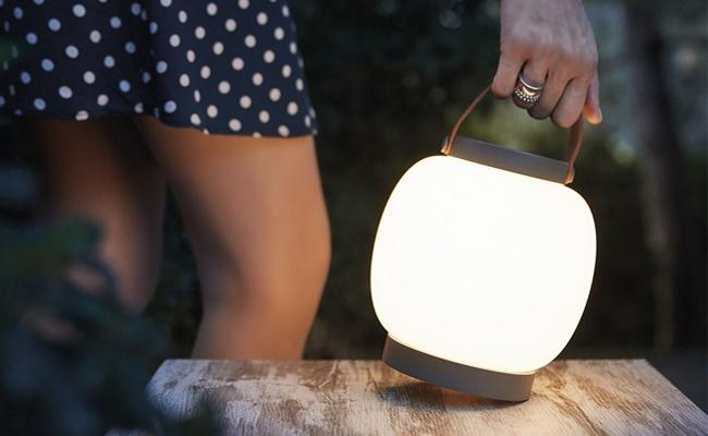 Lámpara portátil de exterior LED Bubble (2W)